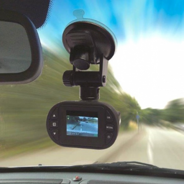 Streetwize Dash Cam HD In Car Digital Video Journey Recorder Dash Camera